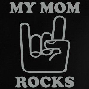 My Mom Rocks T-Shirts - Baby T-Shirt