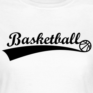 Basket-ball Boule *** Fan d'équipe de basket-ball  Tee shirts - T-shirt Femme