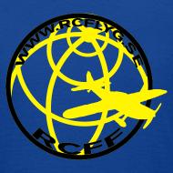 Motiv ~ Barn T-Shirt Blå