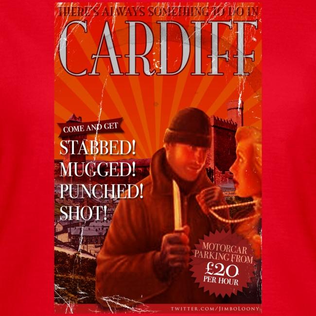 LADIES Taff Tourism: Cardiff (alt text)