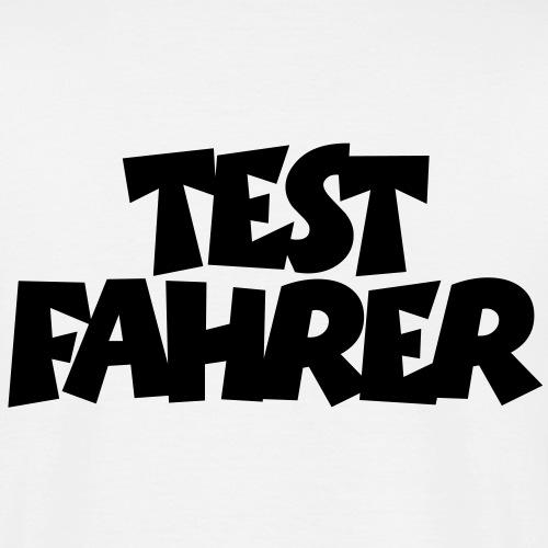 Testfahrer