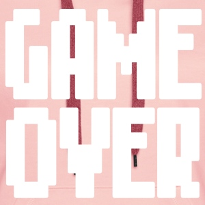 GAME OVER  - Frauen Premium Hoodie