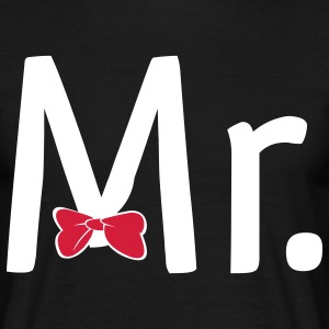 Mr. - Men's T-Shirt