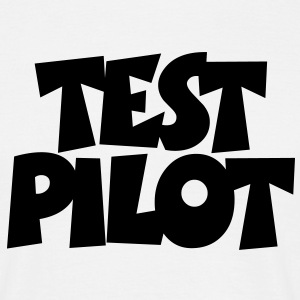 Test Pilot T-Shirts - Men's T-Shirt