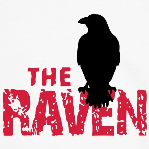 The Raven T-Shirts - Men's Ringer Shirt