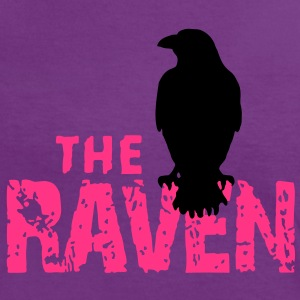 The Raven T-Shirts - Frauen Kontrast-T-Shirt