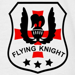 flying_knight_1 T-Shirts - Männer T-Shirt