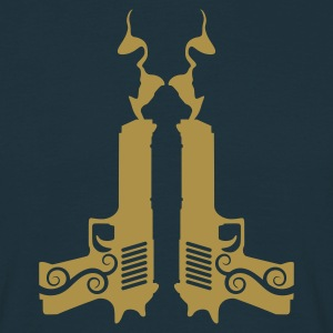 Desert Eagle Twins - Men's T-Shirt