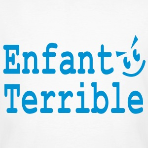 enfant terrible T-Shirts - Men's Organic T-shirt