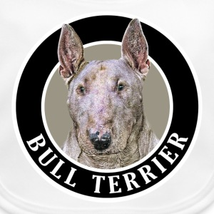 Bull Terrier 002 Accessories - Baby Organic Bib