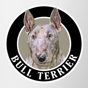 Bull Terrier 002 Bottles & Mugs - Mug