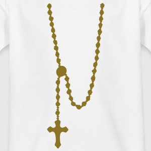 rosary religion_g1 Shirts - Teenage T-shirt