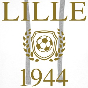 Lille 1944 Origin Sweat-shirts - Sweat-shirt à capuche Premium pour hommes