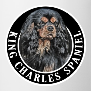 King Charles Spaniel 002 Bottles & Mugs - Mug