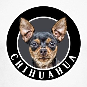 Chihuahua 002 Long sleeve shirts - Men's Long Sleeve Baseball T-Shirt