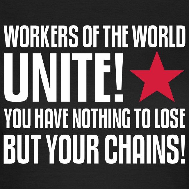 Workers Unite! Women's Tee