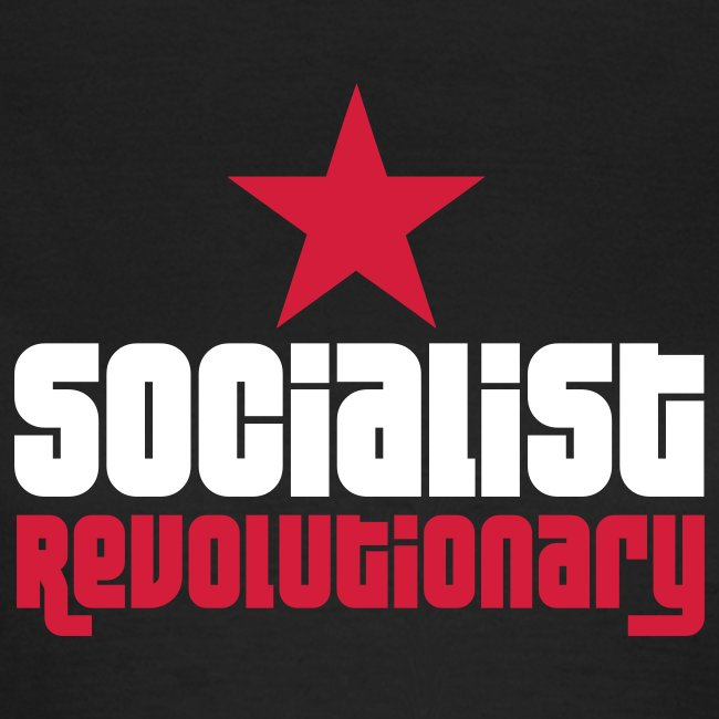 Socialist Revolutionary Women's Tee