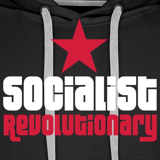 Socialist Revolutionary Hoodie
