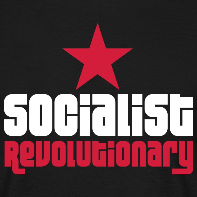 Socialist Revolutionary T-Shirt
