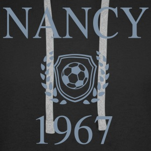 Nancy 1967 Origin Sweat-shirts - Sweat-shirt à capuche Premium pour hommes