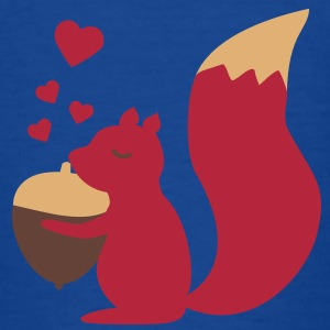 squirell love nuts Shirts - Kids' T-Shirt
