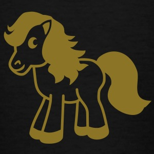 cute pony Shirts - Kinderen T-shirt