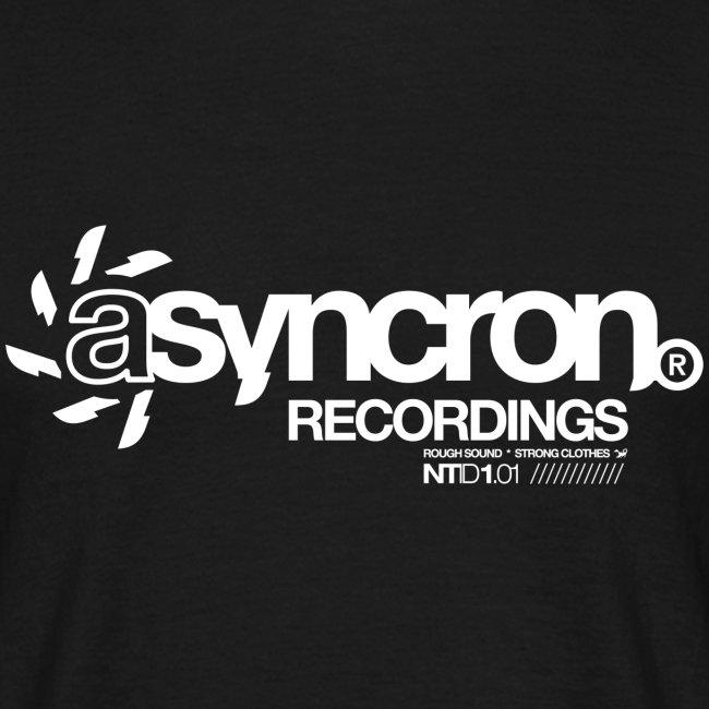 T-Shirt ASYNCRON 1.01 dark
