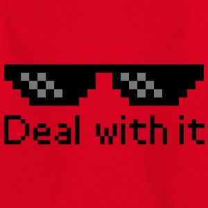Deal With It T-shirts - T-shirt barn