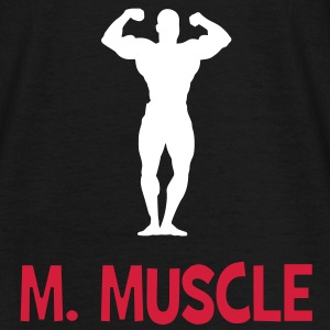 Monsieur Muscles ! Tee shirts - T-shirt Homme