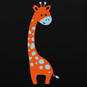 cute giraffe Bags  - Tote Bag