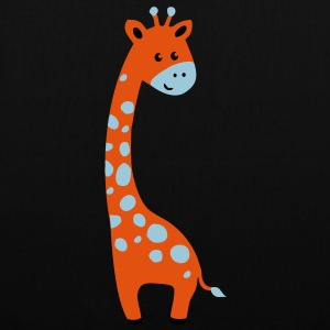cute giraffe Sacs - Tote Bag