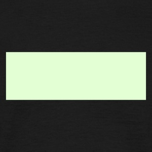 Black Rectangle Men's Tees - Men's T-Shirt