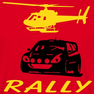 rally_1 T-shirts - Mannen T-shirt