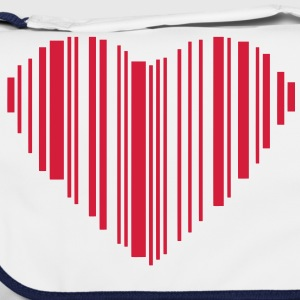 Heart Bags & backpacks - Shoulder Bag