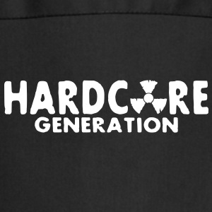 harcore generation / hard core generation  Aprons - Cooking Apron
