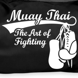 Muay Thai - The Art of Fighting Borse - Borsa sportiva