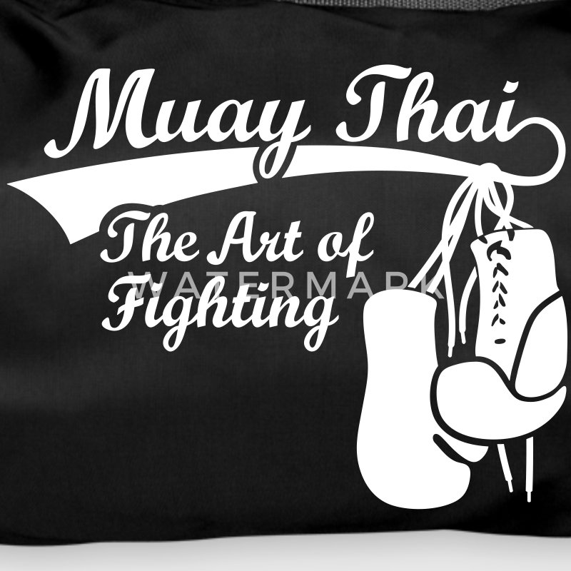 Muay Thai - The Art of Fighting Torby - Torba sportowa