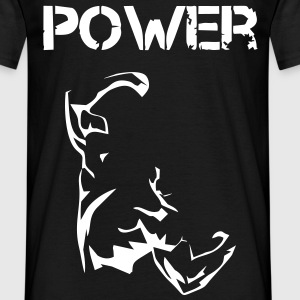 Power - Männer T-Shirt