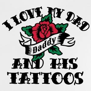 Tattoo Daddy In Colour T-Shirts - Baby T-Shirt