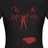 Design ~ Cry of Fear T-shirt v4 (Woman)