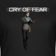 Design ~ Cry of Fear T-shirt v3 (Woman)