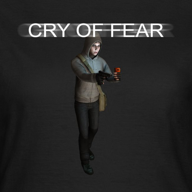 Cry of Fear T-shirt v3 (Woman)
