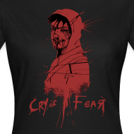 Design ~ Cry of Fear T-shirt v5 (Woman)