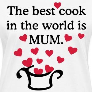 Cadeaux chef cuisinier toil spreadshirt for Cuisinier 3 etoiles legumes