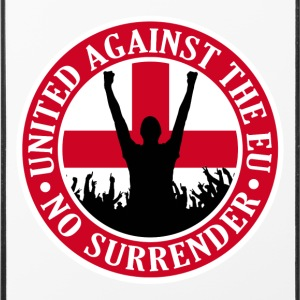 Anti EU England - No Surrender Other - iPhone 4/4s Hard Case