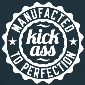 manufacted to perfection T-shirts - Mannen T-shirt