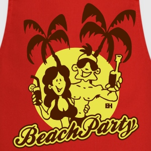 Beach Party  Aprons - Cooking Apron