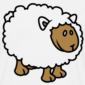 Sheep T-shirts - Herre-T-shirt