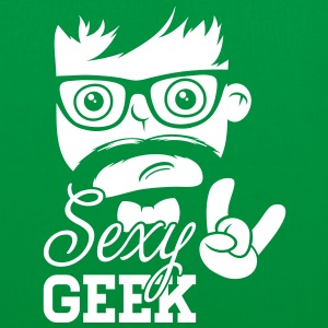 Like a swag style sexy geek nerd boss t-shirts Bags  - Tote Bag