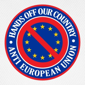Hands Off Our Country - Anti EU Caps & Hats - Baseball Cap